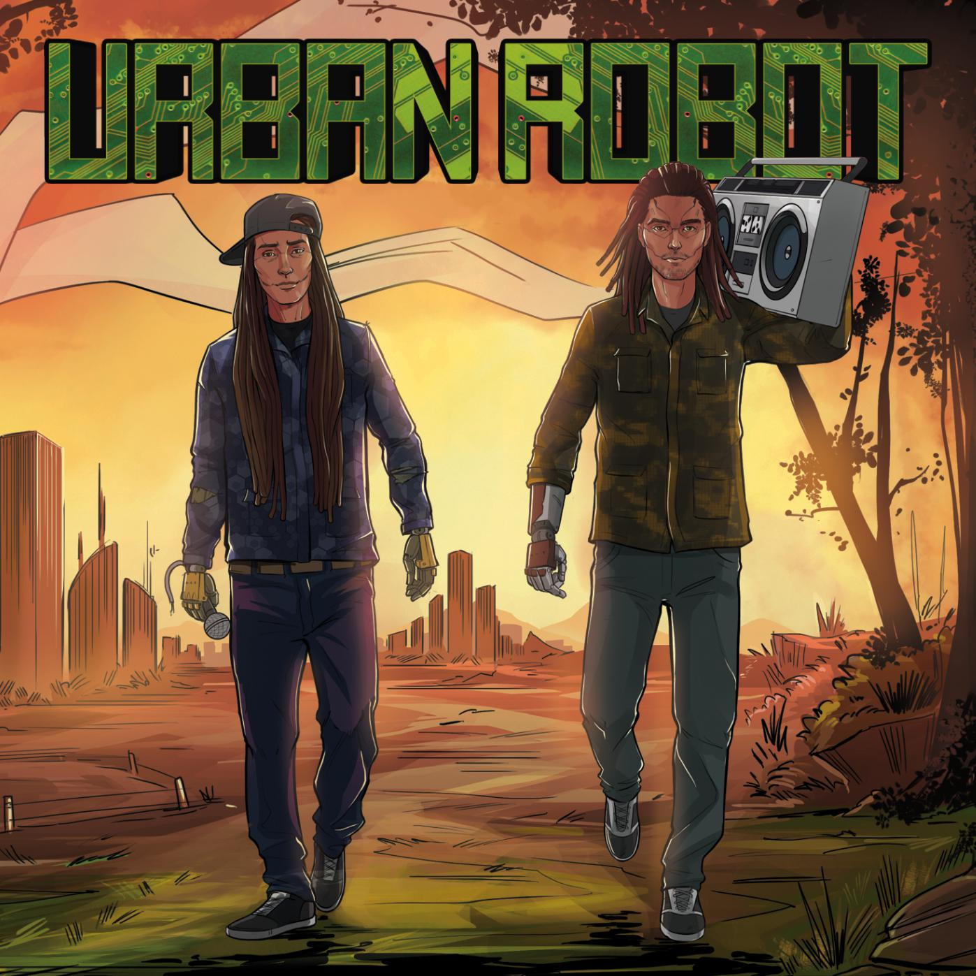 Urban Robot cover
